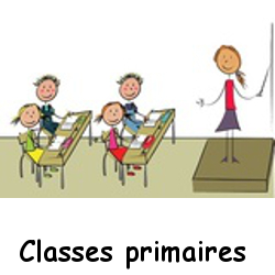 Classes primaires